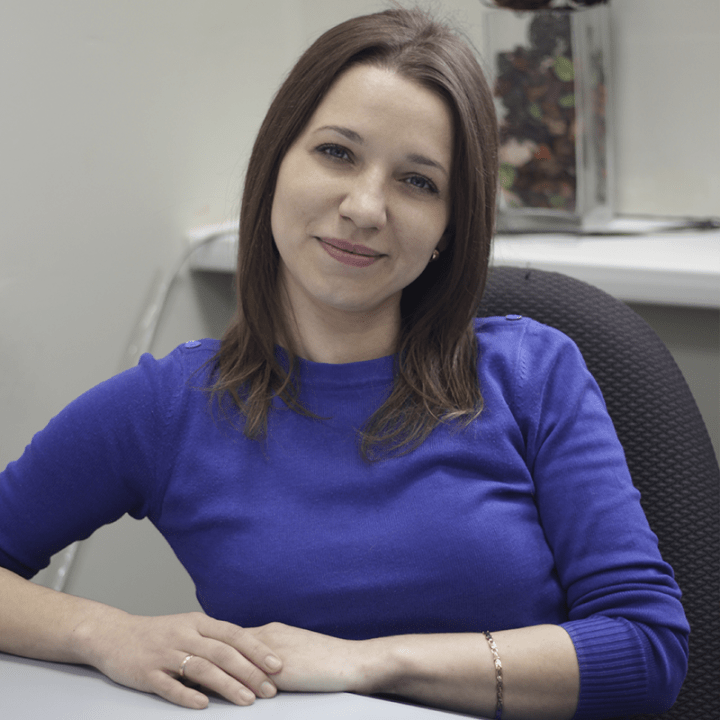 Ольга Николаева