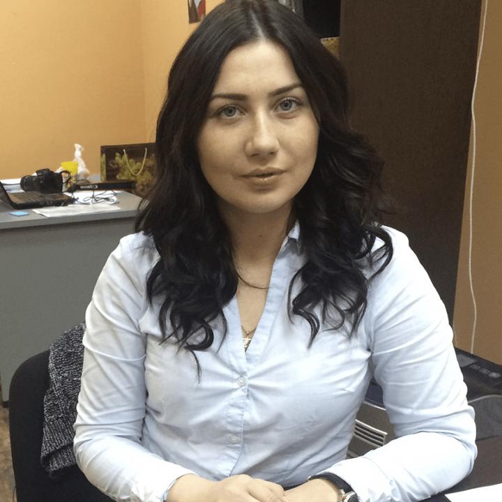 Марина Ванслова