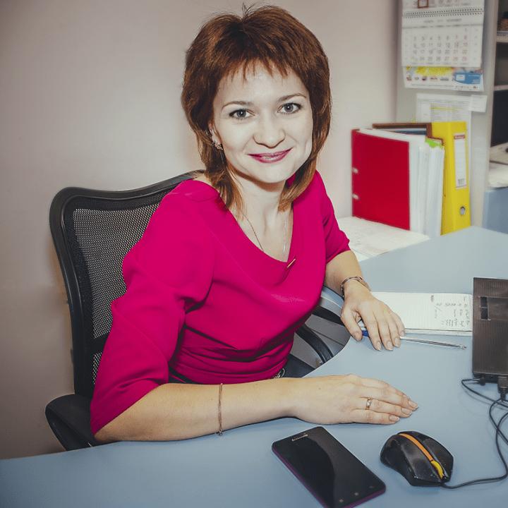 Наталья Заботкина